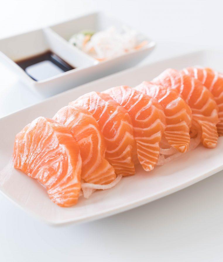 Slimmer door sushi?